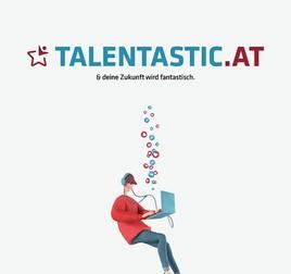 Talentastic.at erfolgreich gestartet