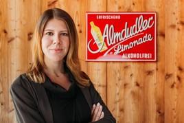 Valerie Semorad ist neue Brandmanagerin bei Almdudler