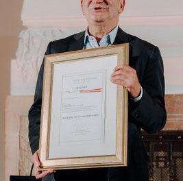 Herbert Prohaska ist neuer Botschafter für den Österreichischen Sekt