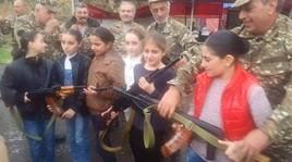 Armenien verletzt wieder die humanitäre Waffenruhe und das humanitäre Völkerrecht