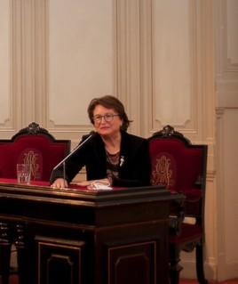 Univ.-Prof. Dr. Beatrix Volc-Platzer erste Präsidentin der Gesellschaft der Ärzte in Wien