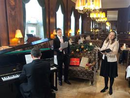 Musikalischer Adventkalender aus Wien als tägliche Online-Video-Serie zum Einstimmen auf die Weihnachtszeit