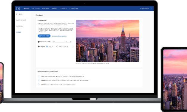 picturemaxx kooperiert mit SmartFrame bei Streaming-Technologie; Bilder in höchster Qualität online präsentieren und vor illegaler Nutzung schützen