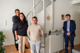 "AUVA-""Back to Life""-Award Burgenland für Nurtenka Aliti aus Neusiedl/See"