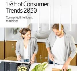 Ericsson veröffentlicht 10 Hot Consumer Trends 2030 zu intelligenten Alltagsgeräten (FOTO)