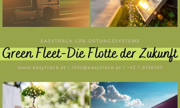 Green Fleet – Die Flotte der Zukunft