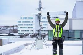 Ericsson 'erleichtert' 5G-Technik für einfacheren und nachhaltigeren Ausbau (FOTO)