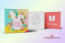 Süße Ostergrüße für Mitarbeiter, Kunden und Partner