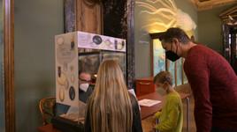 Osterferien im Naturhistorischen Museum: Eier-Suchen für die ganze Familie