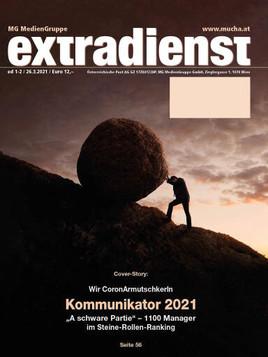 ExtraDienst 1-2/2021 Das Megaheft ist da. Mit 374 Seiten