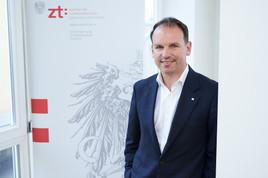 Gustav Spener ist neuer Präsident der Kammer der ZiviltechnikerInnen