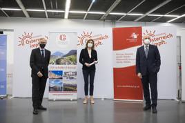 """Gemeindebund und Städtebund unterstützen Initiative """"Österreich impft."""""""