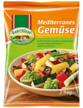 Produktrückruf: Bauernland Mediterranes Gemüse