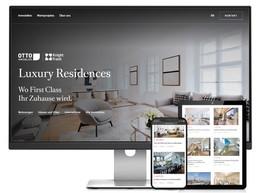 """""""Luxury Residences"""": OTTO Immobilien launcht Website für Luxusimmobilien"""