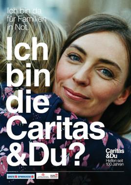 """""""Ja, ich bin die Caritas, und du?"""""""