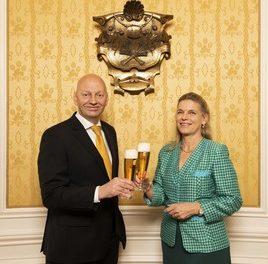 Wechsel an der Spitze des Österreichischen Brauereiverbandes