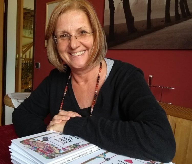 Ihrem Herzen gefolgt – Gabriele Fränzl veröffentlicht ihr erstes Buch