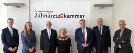 DPU besucht Zahnärztekammer in Wien