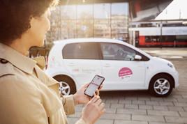 Die wegfinder App ist jetzt Öffi-Ticket & Autoschlüssel zugleich