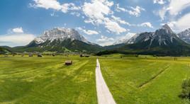 Österreich neu entdecken: Sommer in der Tiroler Zugspitz Arena