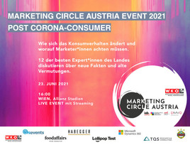Live-Event im Allianz-Stadion: Post Corona-Consumer