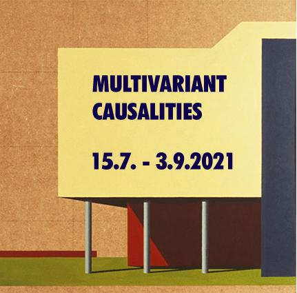 """Armin Mühsam's """"Multivariant Causalities"""" zu Gast in Wien"""