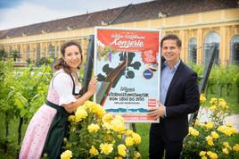"""Schloss Schönbrunn Orchester startet am 7. Juli Sommerprogramm in der Großen Galerie mit """"Wiener Gemütlichkeit"""""""