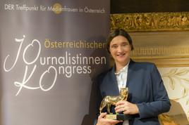 Eine starke und mutige Medienmanagerin für den ORF