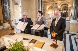 Naturhistorisches Museum Wien und Brasilianisches Wissenschaftsministerium unterzeichnen Memorandum of Understanding