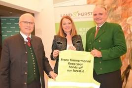 Grüner Abend und Mitgliederversammlung der Land&Forst Betriebe Steiermark