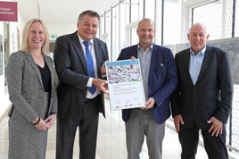 Projekt Traunsteintaxi erhält VCÖ Mobilitätspreis OÖ 2021