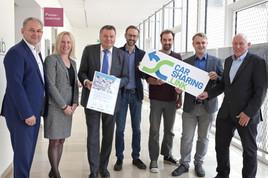 VCÖ Mobilitätspreis Oberösterreich: Zwei Auszeichnungen für moderne Mobilitätslösungen von Wels Strom