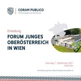 Forum junges Oberösterreich in Wien