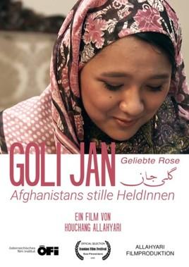 GOLI JAN – AFGHANISTANS STILLE HELDINNEN Pressevorführung zu neuem Houchang Allahyari Film