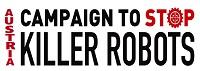 Menschen sind keine Ziele! Kundgebung gegen Killer Roboter am 10. September 2021, von 16:00 bis 18:00 Uhr am Stock-im-Eisen-Platz.