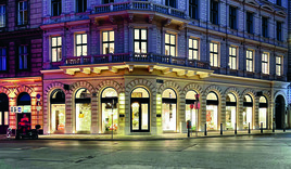 Neuer Lederleitner HOME Store in der Wiener City: OTTO Immobilien hat vermittelt